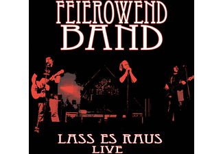Feierowend Band - Lass Es Raus-Live [CD]
