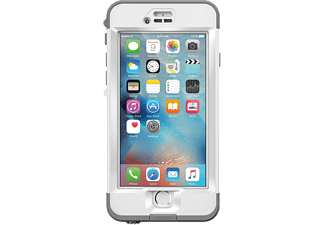 LIFEPROOF NÜÜD WaterProof case iPhone 6 Plus Wit (77-52575)