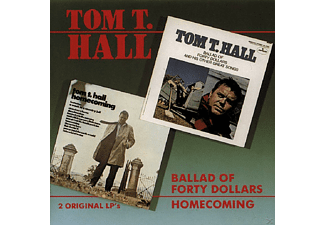 Tom T. Hall - Ballad Of Forty Dollars - (CD)
