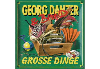 Georg Danzer - Grosse Dinge (Remastered) - (CD)