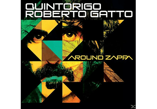Quintorigo Roberto Gatto - Around Zappa - (CD + DVD Video)