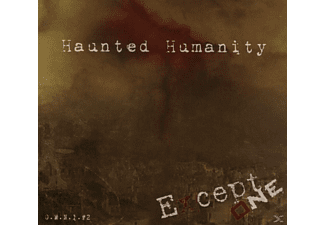Except One - Haunted Humanity - (CD)