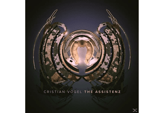 Cristian Vogel - The Assistenz - (CD)