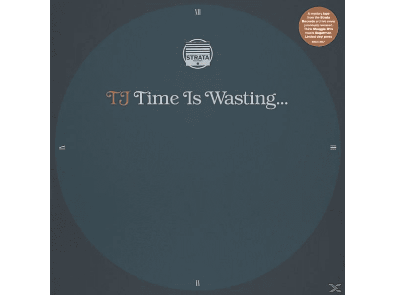 T.J. - Time Is Wasting [Vinyl]