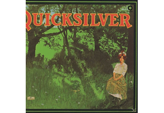 Quicksilver Messenger Service - Shady Grove - (CD)