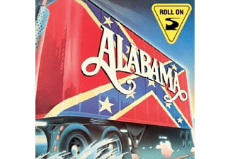 Alabama - Roll On - (CD)
