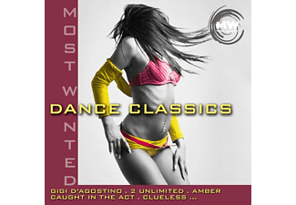VARIOUS - DANCE CLASSICS - (CD)