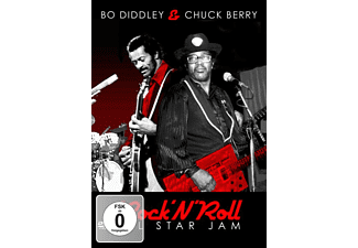 Bo Diddley - Rock 'N' Roll All Star Jam - (DVD)