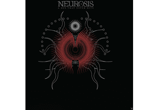 Neurosis - A Sun That Never Sets (Deluxe Oxblood 180 Gr.+MP3) [LP + Download]