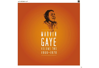 Marvin Gaye - Marvin Gaye Vol.2:1966-1970  (8CD Boxset) - (CD)