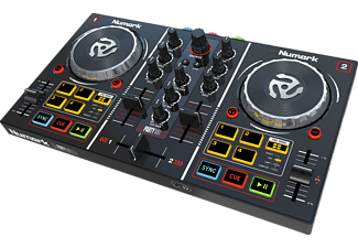 NUMARK DJ Controller Party Mix mit eingebauter Lichtshow