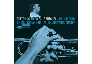 Blue Mitchell - The Thing To Do - (Vinyl)