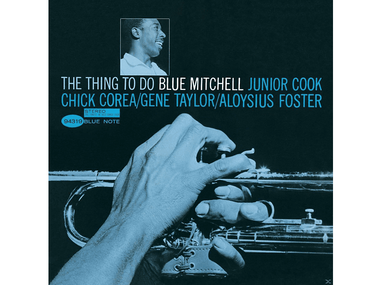 Blue Mitchell - The Thing To Do [Vinyl]