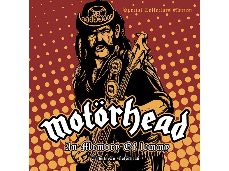 VARIOUS - In Memory Of Lemmy-Tribute To Motörhead Ltd. [Vinyl]