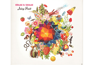 Kraak & Smaak - Juicy Fruit - (CD)