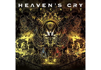 Heaven's Cry - Outcast - (LP + Download)