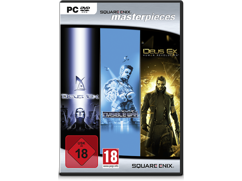 Deus Ex 3er Collection [PC]