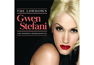 Gwen Stefani - The Lockdown (2CD Interview / Biography) - (CD)