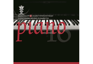 Piano 2016 - Queen Elisabeth Competion