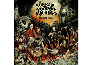 Urban Voodoo Machine - Hellbound Hymns - (CD)