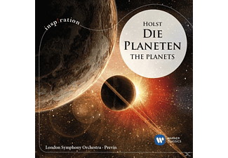 André Previn, London Symphony Orchestra - The Planets - (CD)