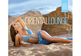 VARIOUS - Oriental Lounge - (CD)