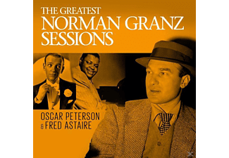Fred Astaire & Oscar Peterson - The Greatest Norman Granz Sessions - (CD)