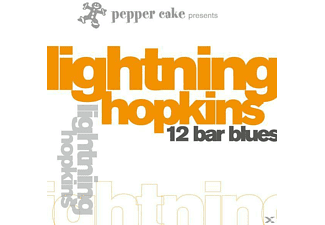 Lightnin' Hopkins - Pepper Cake Presents Lightnin  Hopkins - (CD)