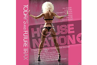 VARIOUS - House Nation (Today's & Future Trax) [CD]