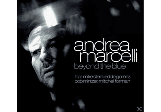 Marcelli Andrea - Beyond The Blue Feat.Mike Stern, Eddie Gomez, Bob Mintzer... [CD]