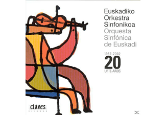 Euskadiko Orkestra Sinfonikoa, VARIOUS - Sounds Of the Basque Country - (CD)