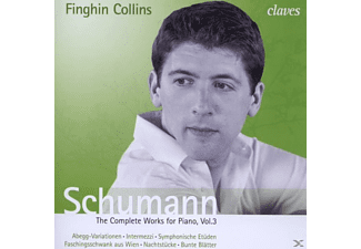 Robert Schumann - Complete Works for Piano, Vol.3 - (CD)