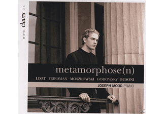 Joseph Moog - Metamorphosen - (CD)