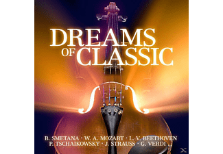 VARIOUS - Dreams Of Classic [CD]