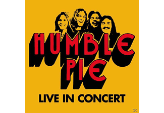 Humble Pie - Live In Concert - (CD)