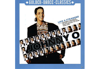 Johnny O. - Like A Stranger - (CD)