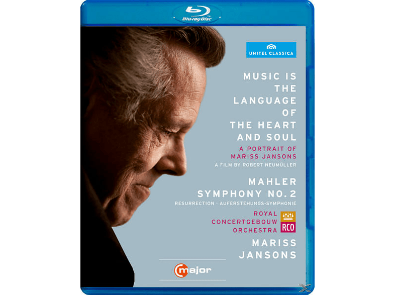 Fink, Rco, Jansons, Merbeth, Mariss Jansons - Music Is The Language Of The Heart And Soul [Blu-ray]