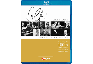 Georg Solti - Journey Of A Lifetime [Blu-ray]