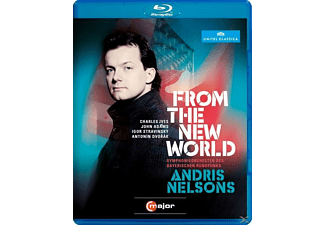 Andris Nelsons, Andris/br So Nelsons - From The New World [Blu-ray]
