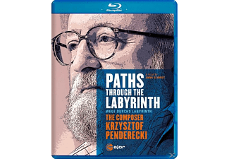 Janine Jansen Mutter - Paths Through The Labyrinth [Blu-ray]