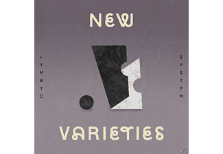 Lymbyc Systym - New Varieties EP - (Vinyl)