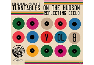 VARIOUS - Turntables On The Hudson: Reflecting Cielo - (CD)