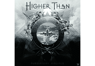 Higher Than - Purgatory Airlines - (CD)