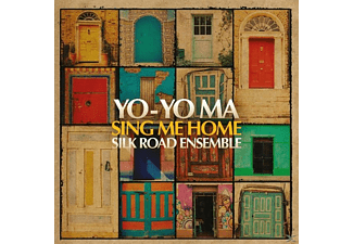 Ma, Yo-Yo / Silk Road Ensemble, The - Sing Me Home - (LP + Download)