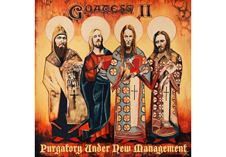 Goatess - Purgatory Under New Management - (CD)