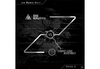 Die Krupps - Remix Wars Vol.2 - (Vinyl)