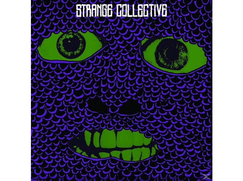 Strange Collective - Super Touchy EP [Vinyl]