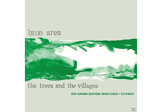 Bron Area - The Trees And The Villages - (CD)