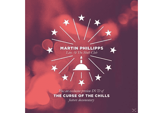 PHILLIPS,MARTIN & Chills, The - Live At The Moth Club/The Curse O - (CD + DVD Video)