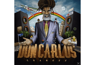 Don Carlos - Changes - (CD)
